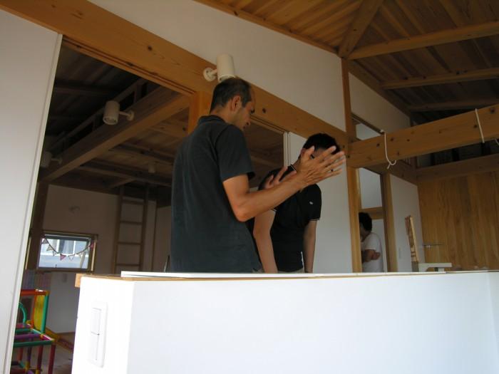 「き」組朝霞の家お住い見学会3