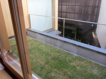 木組みの家「高円寺の家」屋上庭園