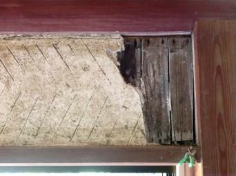 古民家再生「南房総の家」土壁木摺