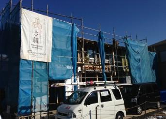吉祥寺の家3 構造見学会の報告です