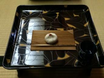 吉祥寺「米八」遠州流初釜お菓子