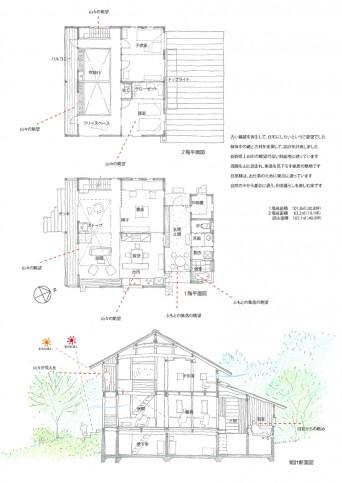 松井事務所小冊子図面