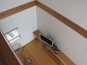 140403「木組の家に住んで」階下