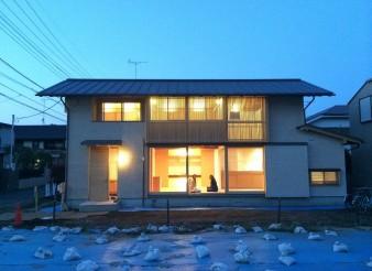 木組みの家「吉祥寺の家3」完成内覧会140412_2