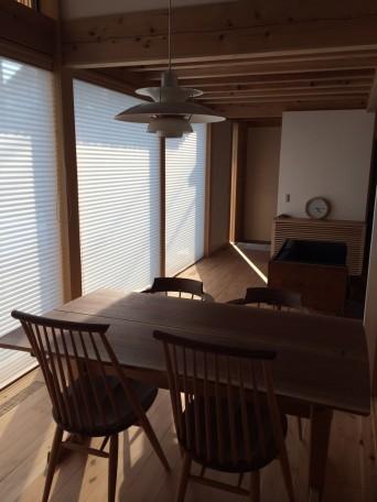 木組みの家「吉祥寺の家3」家具2