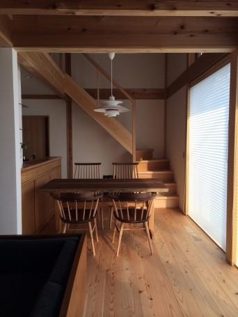 木組みの家「吉祥寺の家3」家具