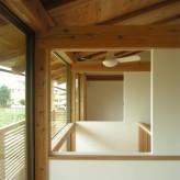 木組みの家「我孫子の家2」完成内覧会2階