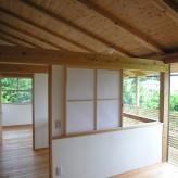 木組みの家「我孫子の家2」完成内覧会2階2