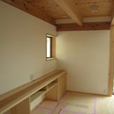 木組みの家「八王子の家」小窓140620