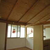 木組みの家「八王子の家」2階140620
