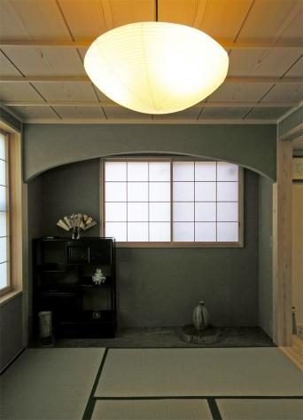 和室に生まれ変わりました