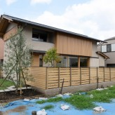木組みの家「吉祥寺の家3」お住まい見学会外観