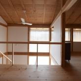 木組みの家「吉祥寺の家3」お住まい見学会二階2