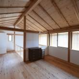 木組みの家「吉祥寺の家3」お住まい見学会二階
