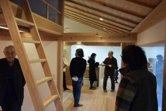 木組の家「佐倉の平屋」完成内覧会1