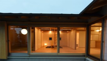 木組の家「佐倉の平屋」完成内覧会4