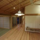 木組の家「佐倉の平屋」完成内覧会9