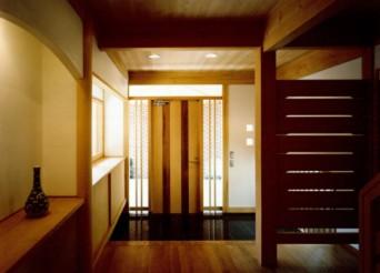 松井事務所30年前設計の家 現在