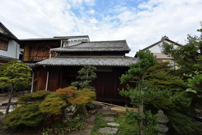須田家のお庭