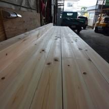 木組の家「阿佐ヶ谷の家」材木検査