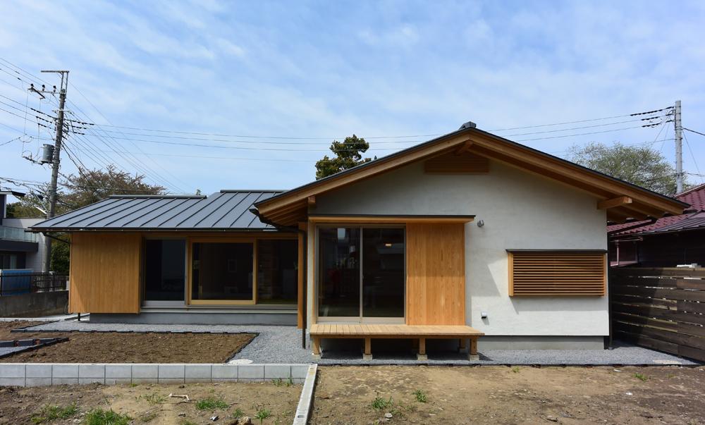 佐倉の平屋