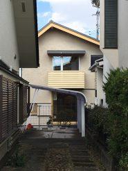 「吉祥寺の家4」南外観